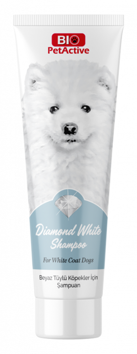 Biopet Sampon Diamond White 250 ml 0