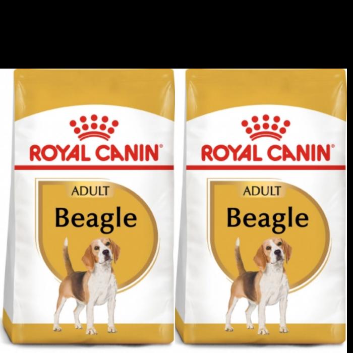 2 x Royal Canin Beagle Adult hrana uscata pentru caini 3 kg [0]