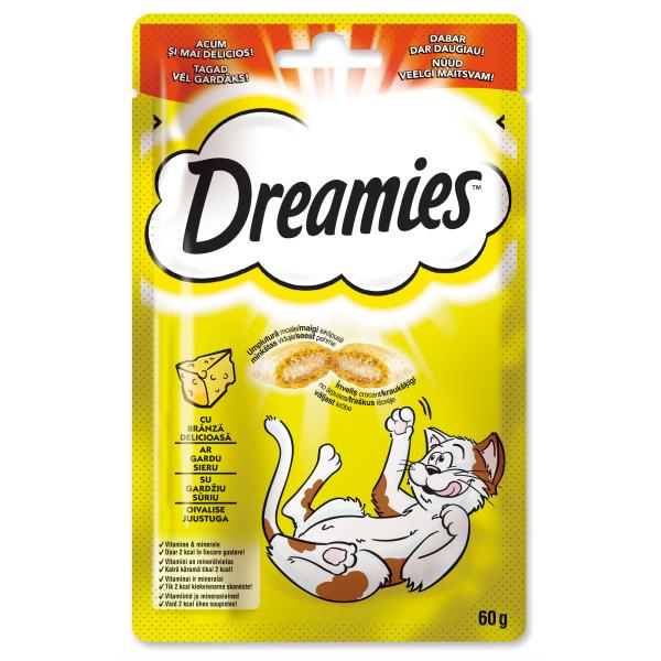 Dreamies Cat Recompense cu brânză 60 g 0