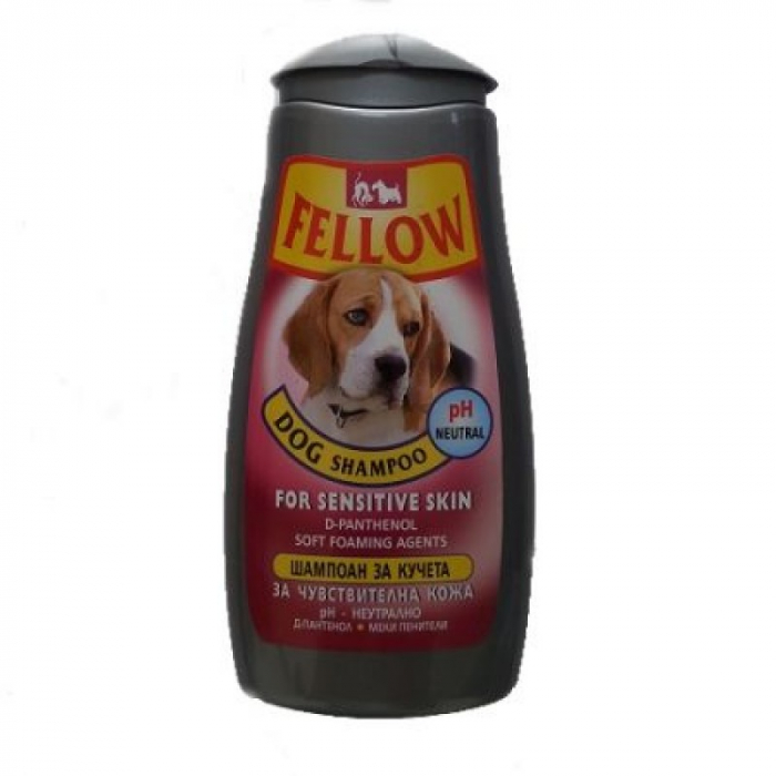 Fellow Sampon Sensitive Skin Dog 250 ml 0
