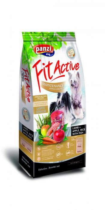 Fit Active Premium Maintenance, miel 15 kg 0