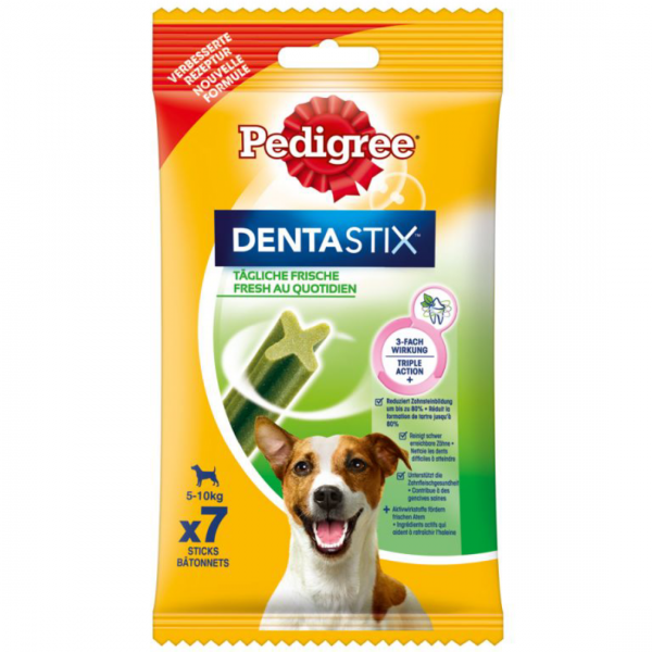 Pedigree DentaStix Fresh talie medie 180 g 0