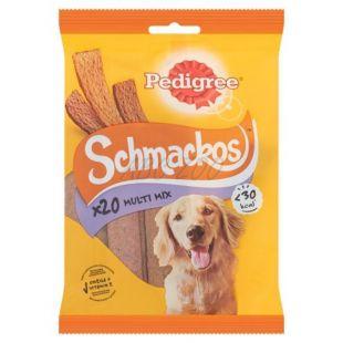 Pedigree Schmackos Multi, 144 g [0]