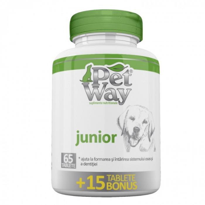 Petway Junior -  tablete 50 + 15 Bonus 0