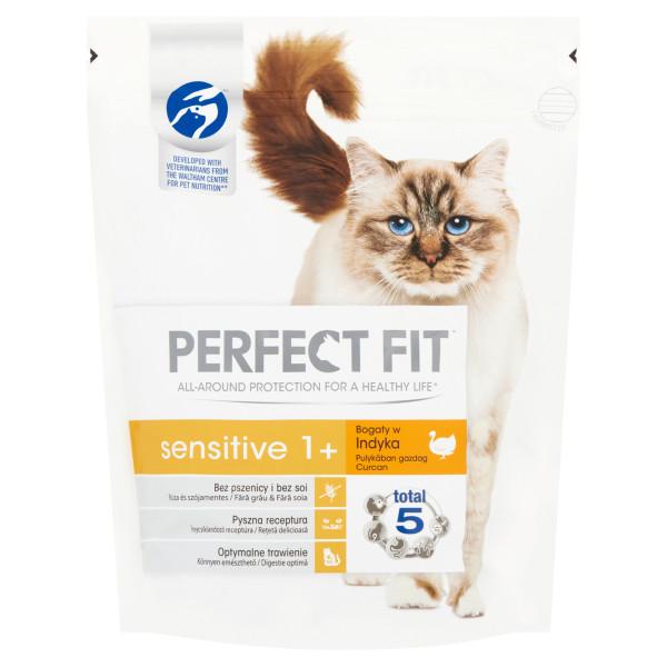 Perfect Fit Cat Adult Sensitive 7 kg, curcan 0