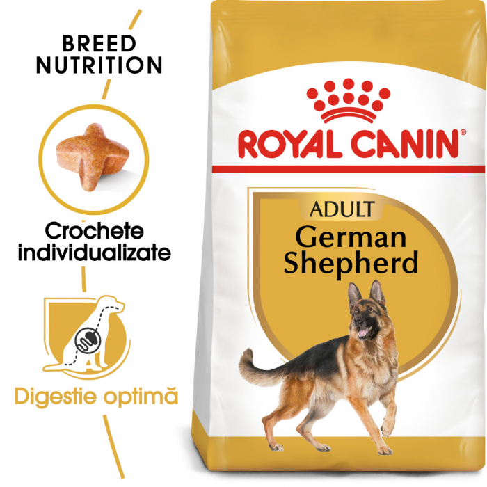 ROYAL CANIN German Shepherd Adult 3 kg 0