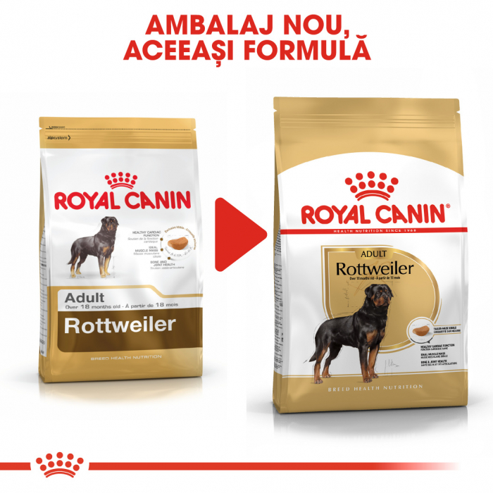 ROYAL CANIN Rottweiler Adult 3 kg 1