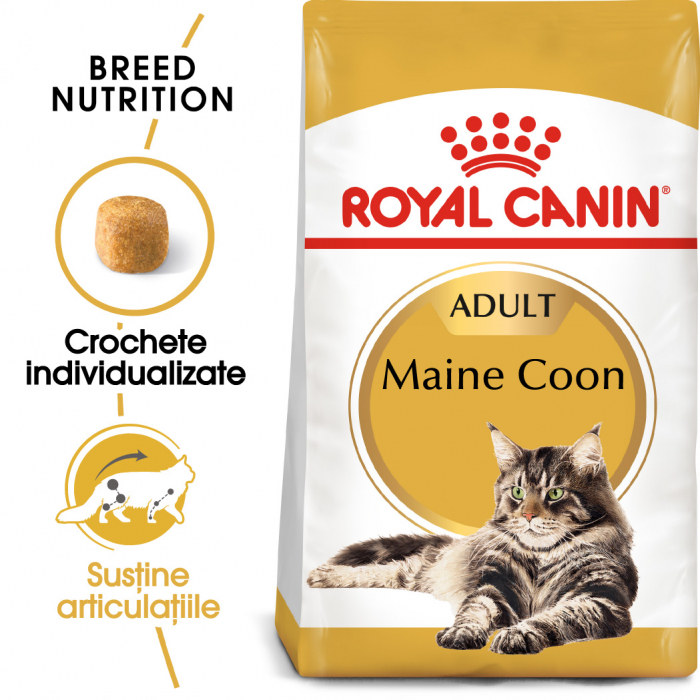 ROYAL CANIN Maine Coon Adult 4 kg 0