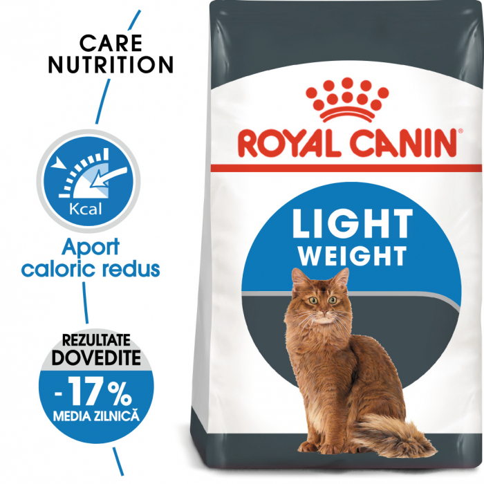 ROYAL CANIN Light Weight Care 2 kg 0