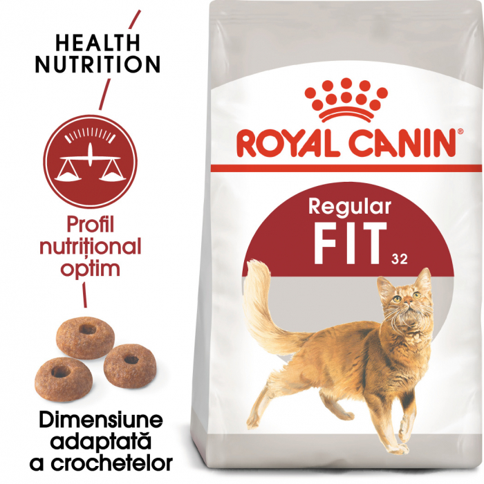ROYAL CANIN Fit 32, 400g+400g gratuit 1