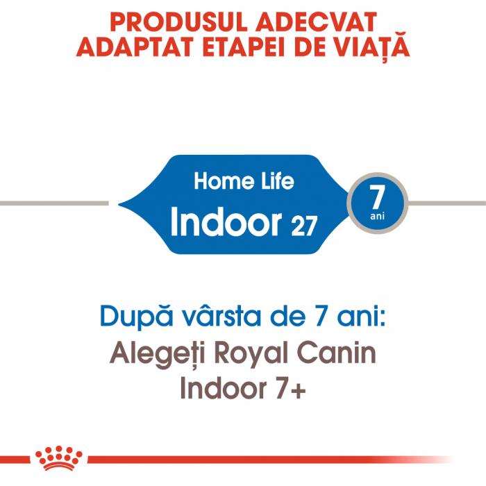 ROYAL CANIN Indoor 27, 4 kg 2