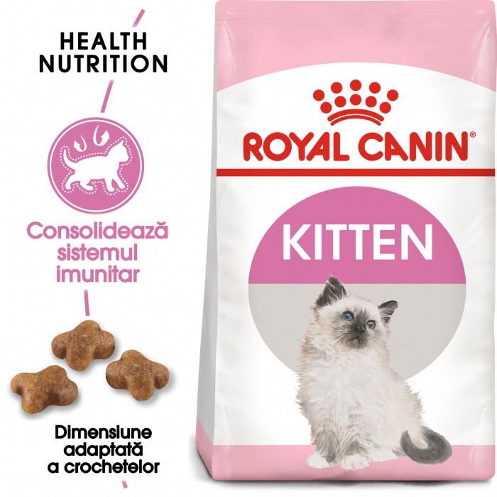 ROYAL CANIN Kitten 4 kg 0