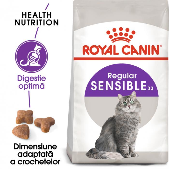 ROYAL CANIN Sensible 33, 15 kg 0