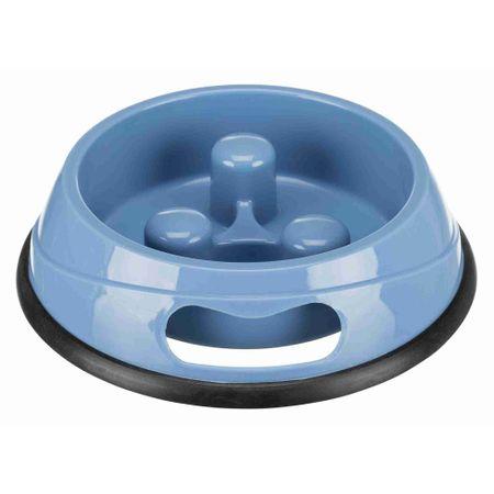 Trixie Castron plastic hranire lenta 0.45 L / 20 cm 0