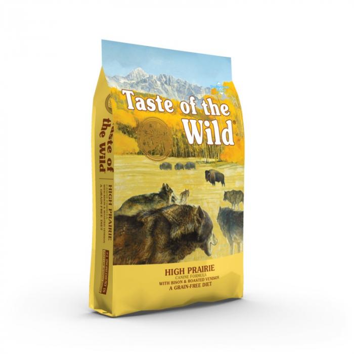 Taste of the Wild High Prairie Hrana uscata pentru caini 12.2 Kg 0