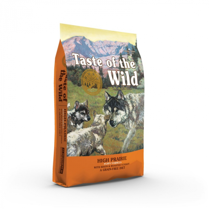 Taste of the Wild High Prairie Puppy Hrana uscata- 12.2 Kg 0