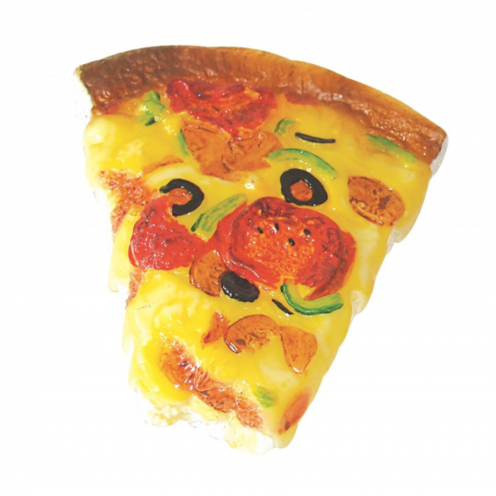 Mon Petit Ami Jucarie pizza din vinil 14x12x3 cm [0]