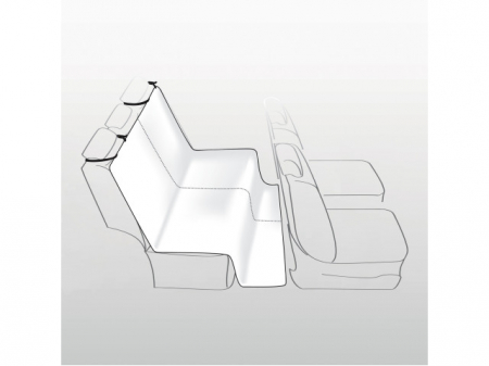 Trixie Husa de Protectie Auto Tip Cos 1.50x1.35 m 13481