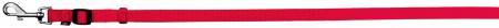 Trixie Lesa Chinga Reglabil  Rosu 1.20 m-1.80 m/20 mm