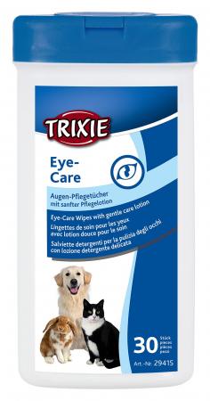 Trixie Servetele Umede pentru Ochi cu Musetel si Aloe Vera  30 buc