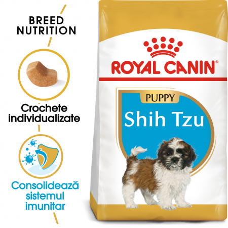 ROYAL CANIN Shih-Tzu Puppy 1.5 kg0