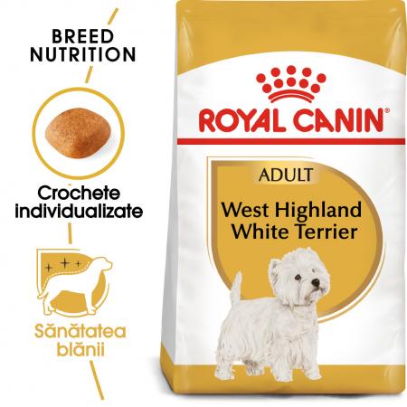 ROYAL CANIN Westie Adult 3 kg6