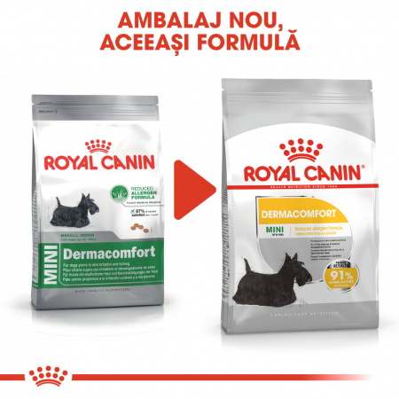 ROYAL CANIN Dermacomfort Mini 8 kg1