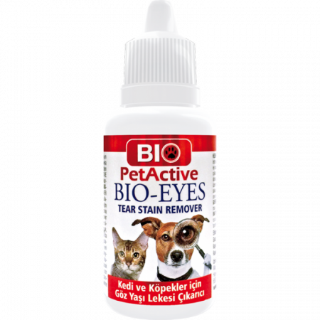 Biopet Solutie Tear Stain Remover 50 ml