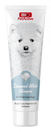 Biopet Sampon Diamond White 250 ml