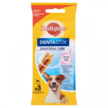 Pedigree Dentastix batoane dentare, talie mica 45 g