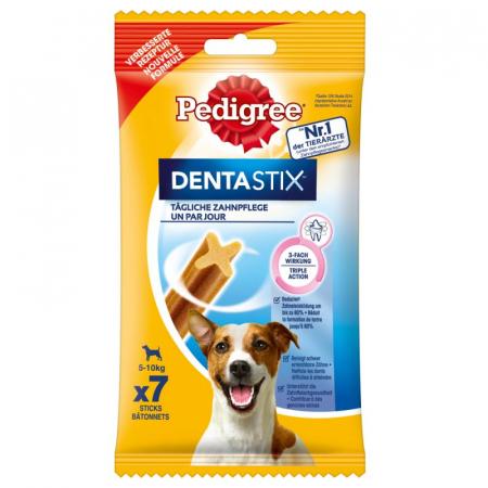 Pedigree DentaStix Mono talie mica 110 g