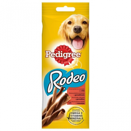 Pedigree Rodeo 70 g, vita