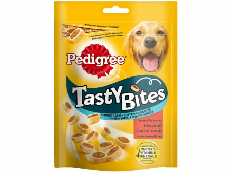 Pedigree Tasty Bites Pernute Crocante 140 g