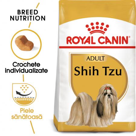 Royal Canin Shih-Tzu Adult hrana uscata pentru caini 1.5 kg0
