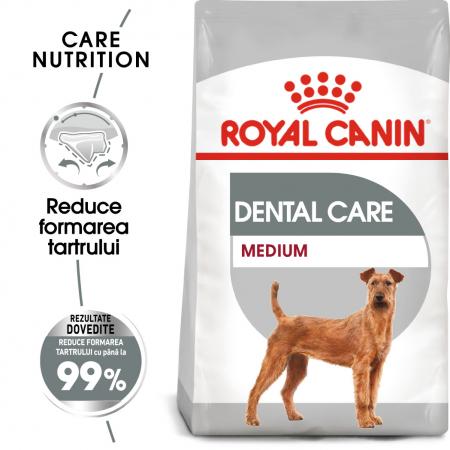 ROYAL CANIN Dental Care Medium 10 kg0