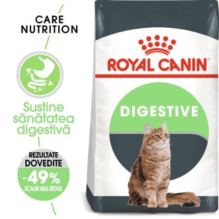 Royal Canin Digestive Care hrana uscata pentru pisici 2 kg0
