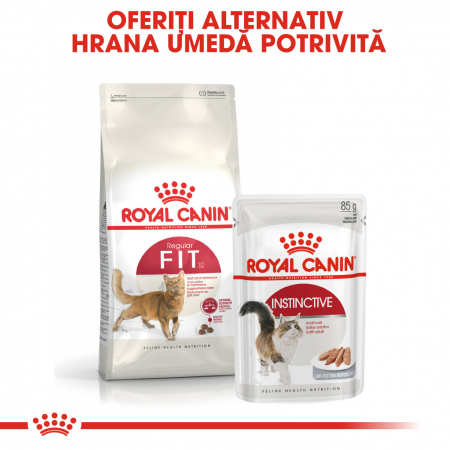 ROYAL CANIN Fit 32, 400g+400g gratuit7