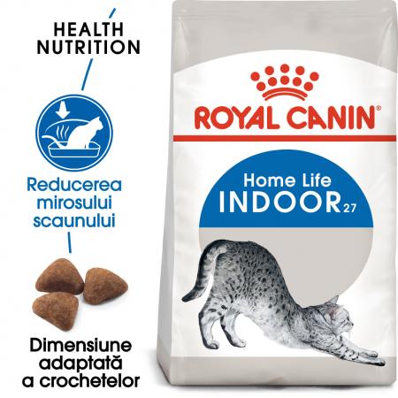 ROYAL CANIN Indoor 27, 4 kg0
