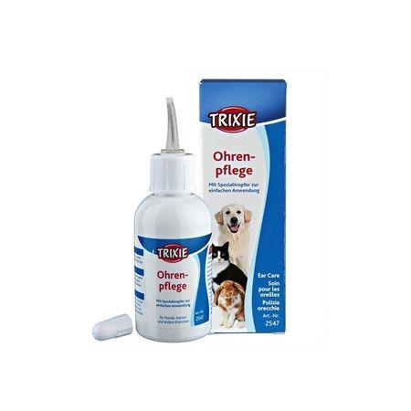 Trixie Solutie pentru ingrijirea urechilor la animale 50 ml