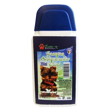 Trixie Sampon Herbal antiparazitar pentru caini 250 ml