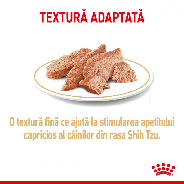 Royal Canin Shih Tzu Adult hrana umeda caine 3