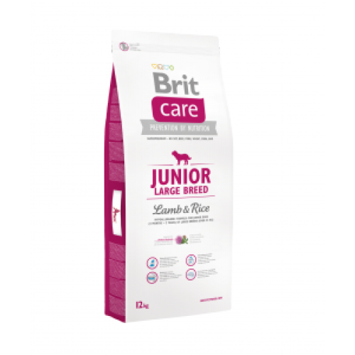 Brit Care Junior Large Breed cu Miel 12 Kg Livrare GRATUITA 0