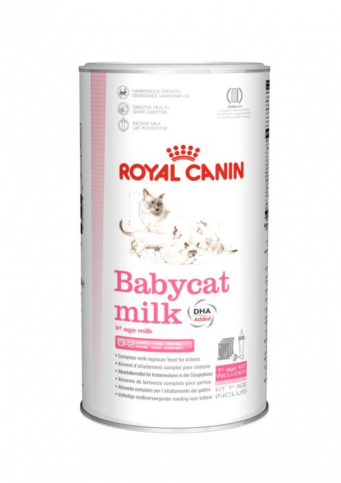 Royal Canin BabyCat Milk inlocuitor lapte matern pisica, 300 g [0]
