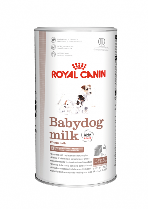 Royal Canin Babydog Milk inlocuitor lapte matern caine, 400 g [0]