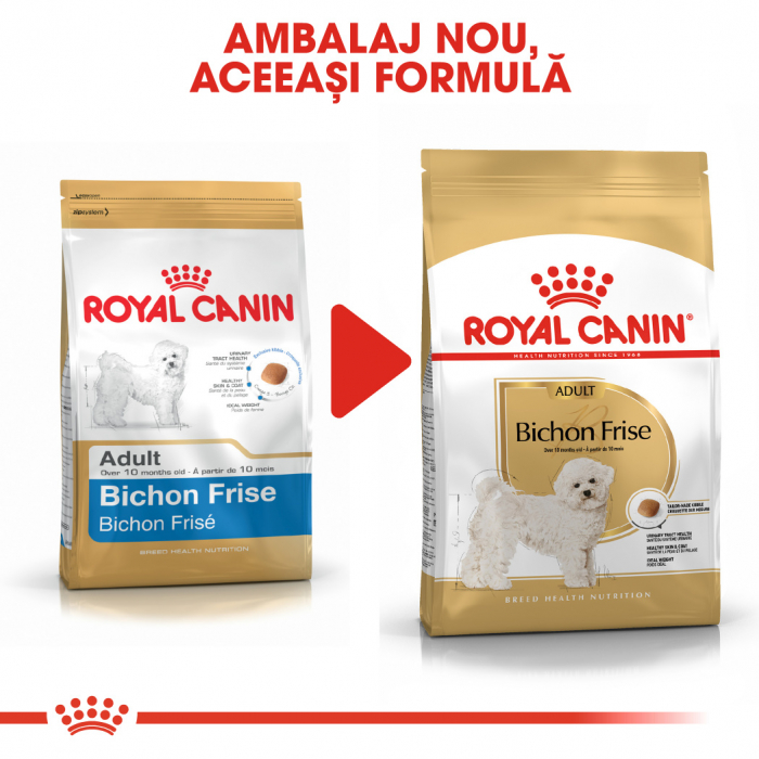 Royal Canin BICHON FRISE Adult Hrana Uscata Caine 3