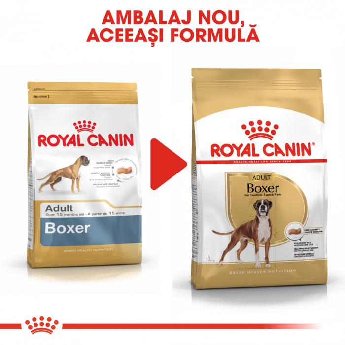 Royal Canin BOXER Adult Hrana Uscata Caine 3