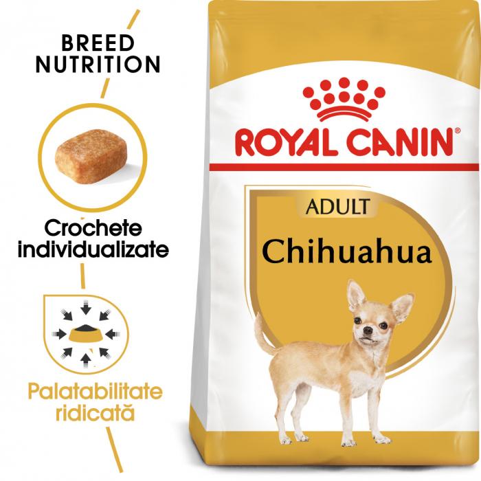 Royal Canin CHIHUAHUA Adult Hrana Uscata Caine 0