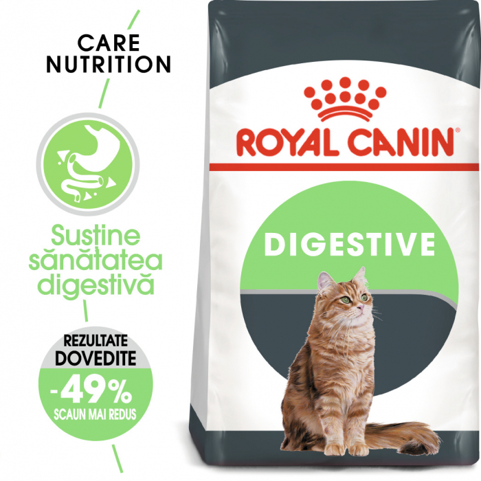 Royal Canin DIGESTIVE CARE Hrana Uscata Pisica 0