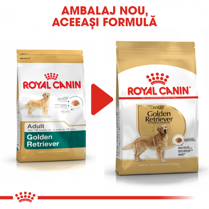 Royal Canin Golden Retriever Adult hrana uscata caine 4