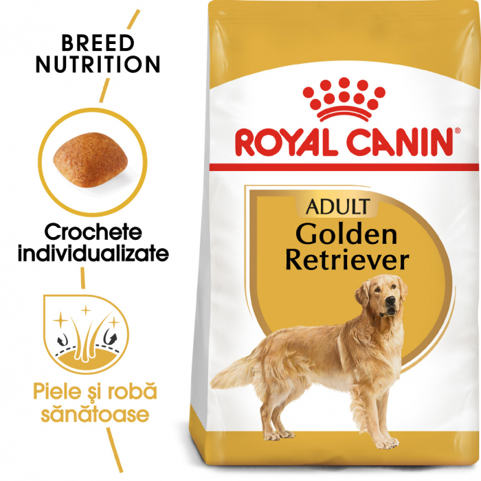Royal Canin Golden Retriever Adult hrana uscata caine 0